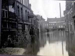 Hoog water 1926 -2 | Sef Forceville