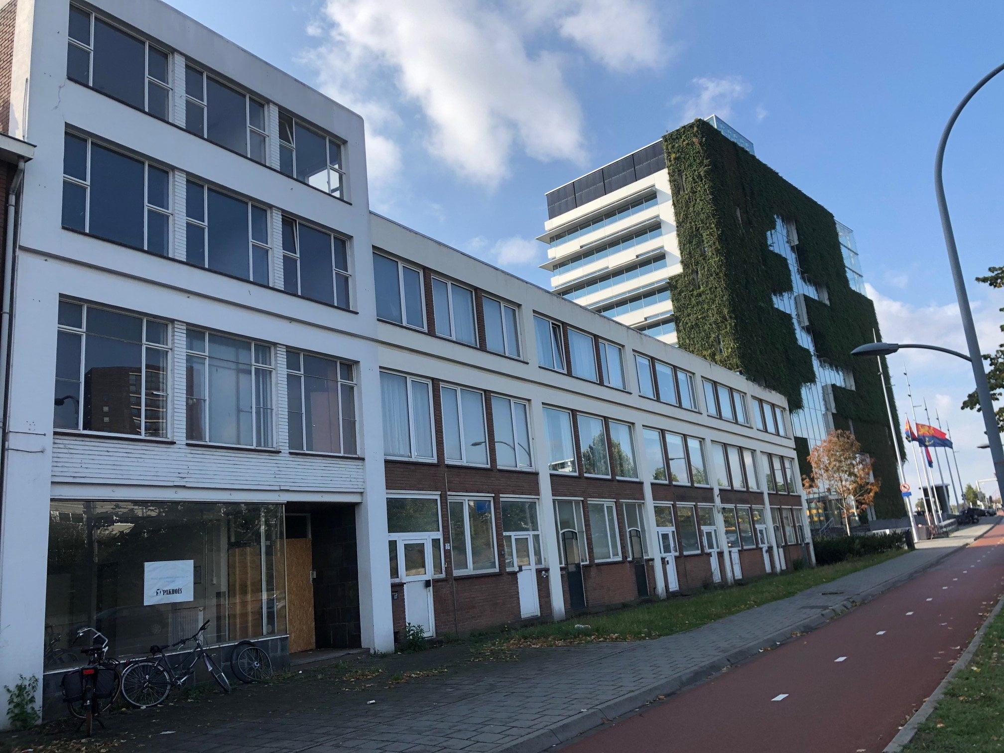 En weer verdwijnt een lelijke puist uit het Venloos straatbeeld