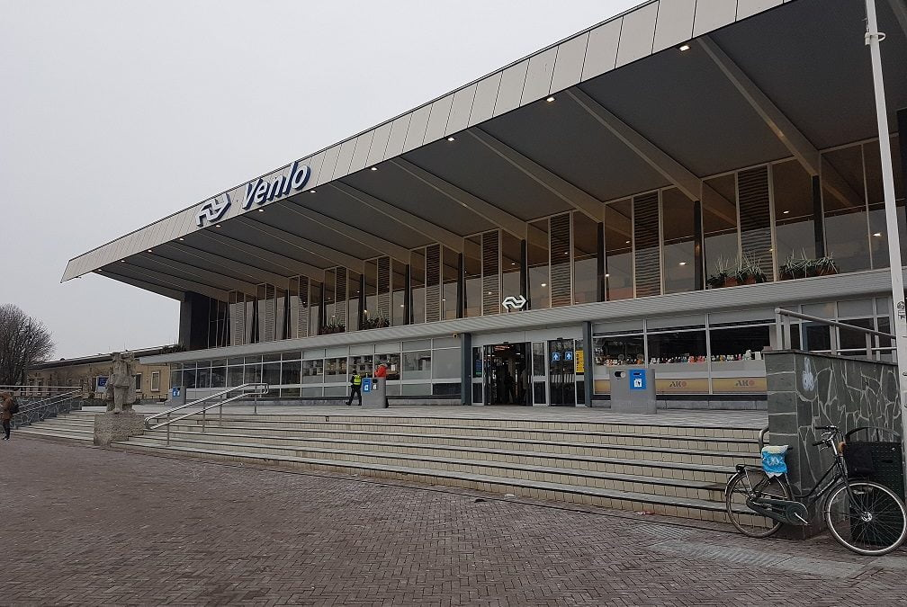 Brandbrief Venlose ondernemers tegen sluiting NS-loket