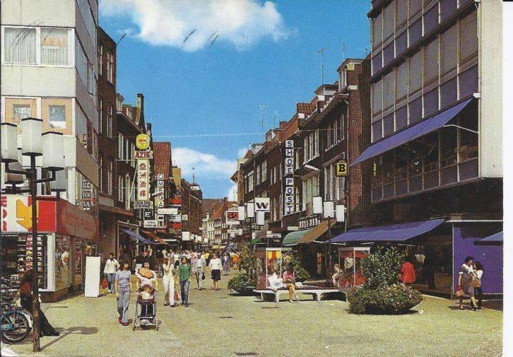 Winkellandschap blijft veranderen, maar de zelfstandige ondernemers geven Venlo nog steeds kleur