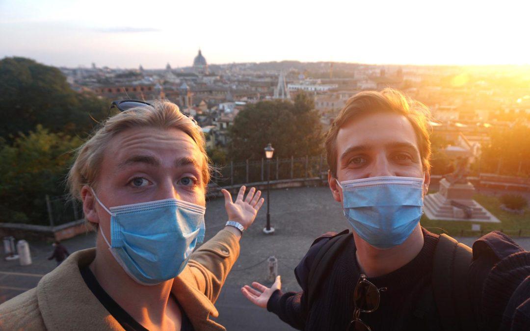 Positieve jongeren – Deel 5 (slot): Stef van Kleef pakte zijn kans en studeert nu in Rome