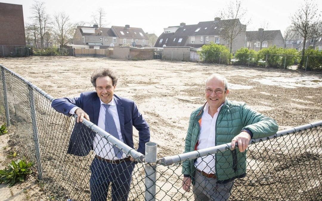 Nieuwbouw Sloterbeekstraat maakt gebied weer af