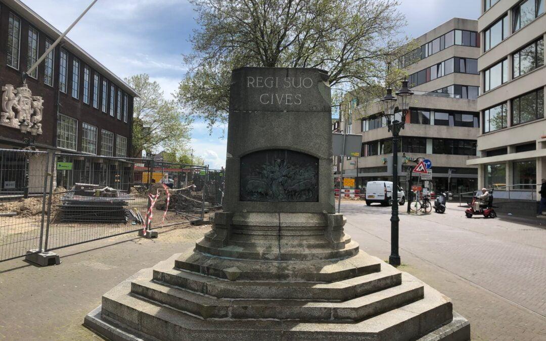 'Hopelijk gaat de Venlonaar het Heilig Hartbeeld straks weer omarmen'