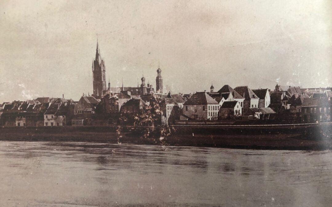 Venlo door de eeuwen heen – Deel 18: 1875-1900 Van doodse stad tot stormachtige groei