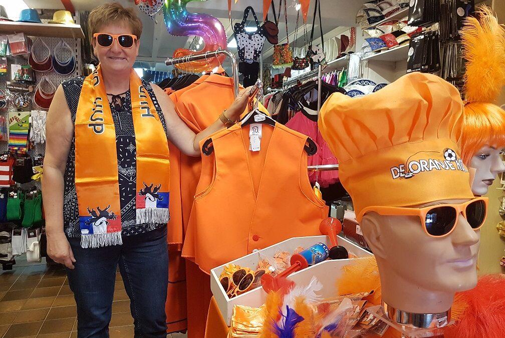 """Nog geen echte Oranjekoorts in Venlo: """"Het gaat pas echt leven als ze de poulefase doorkomen"""""""
